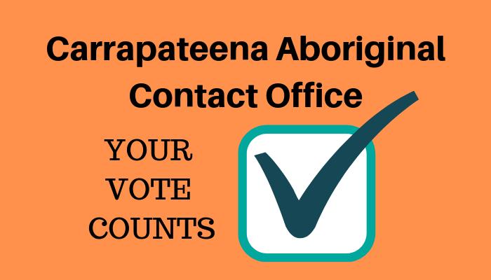 Carrapateena Aboriginal Contact Officers – upcoming ballot