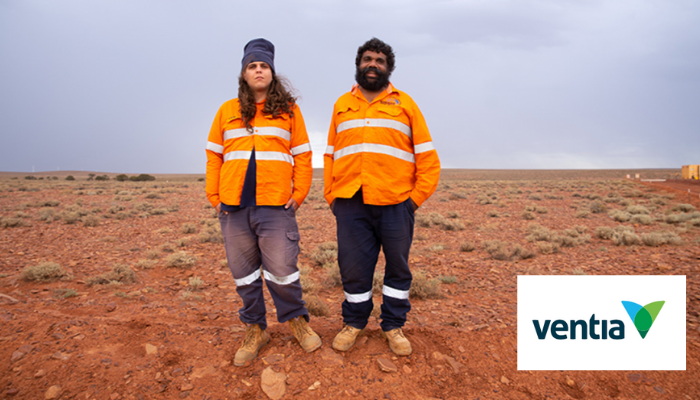 Ventia – Working closely with the Kokatha People in South Australia