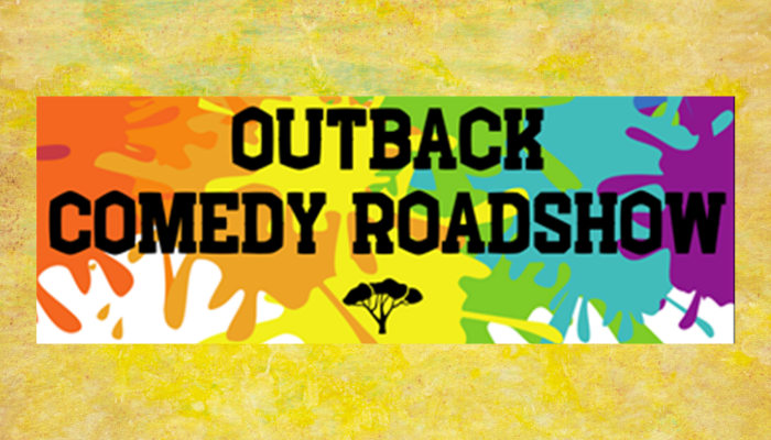 Outback Comedy Roadshow