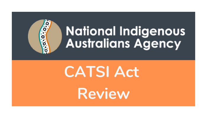 Review of the CATSI Act
