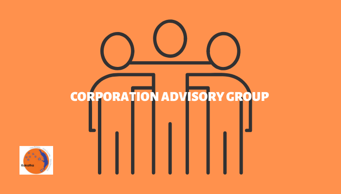 Corporation Advisory Group members announced