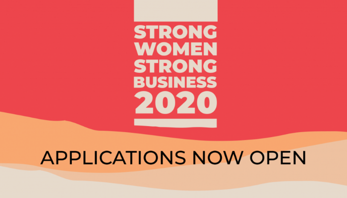 Strong Women Strong Business 2020
