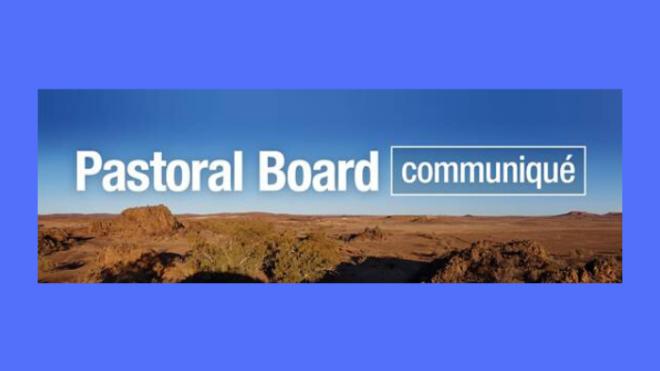 Pastoral Board Communiqué - February 2020