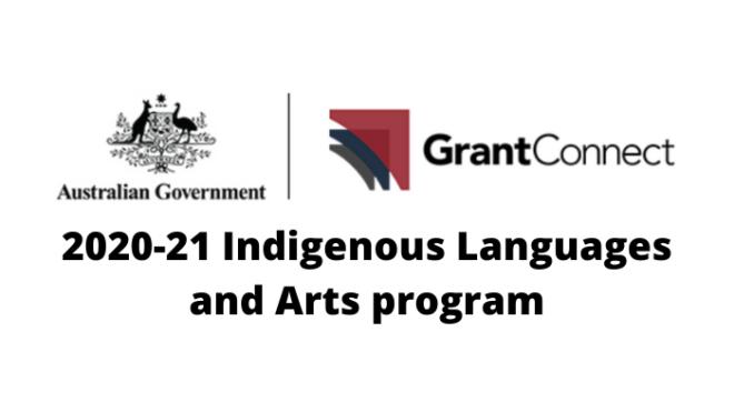 2020-21 Indigenous Languages and Arts program