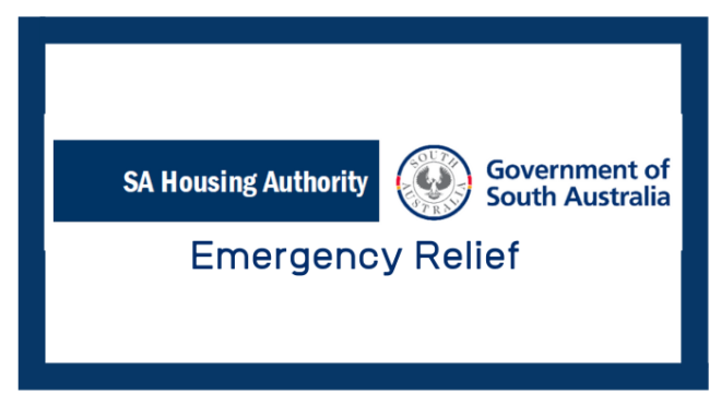 SA Housing - Emergency Relief