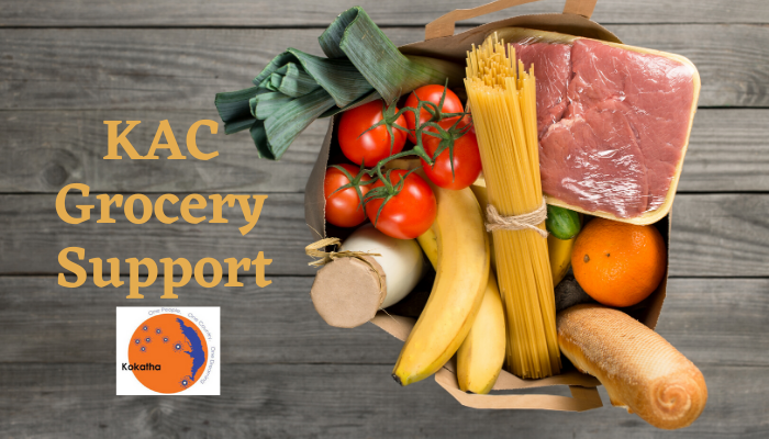 Register for Grocery Support