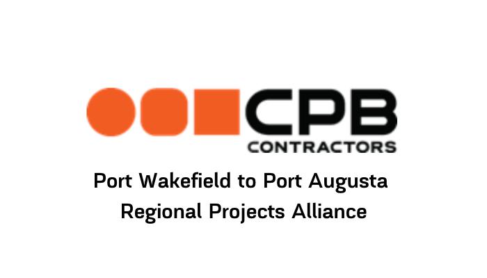Port Wakefield to Port Augusta Regional Projects Alliance (RPA)