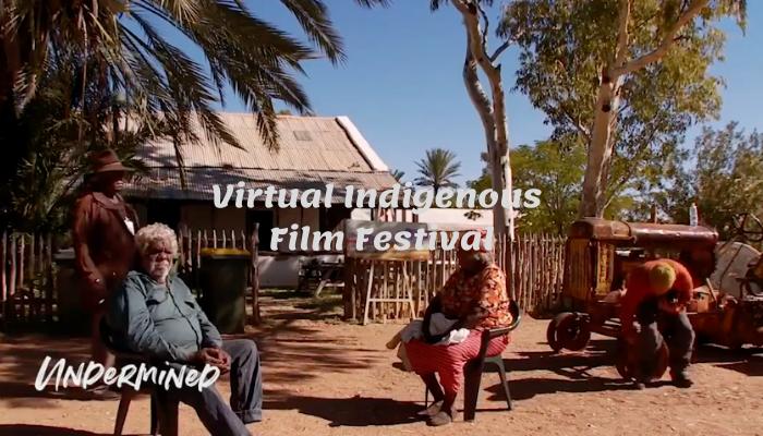 Virtual Indigenous Film Festival