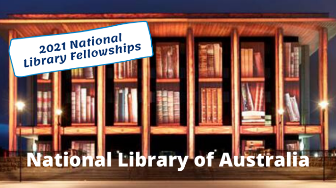 2021 National Library Fellowships opportunities