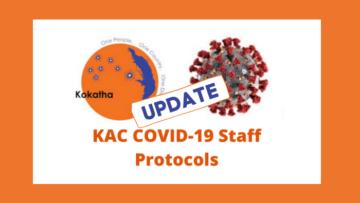 KAC COVID-19 Response - UPDATE