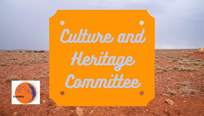 Cultural and Heritage Committee Announced