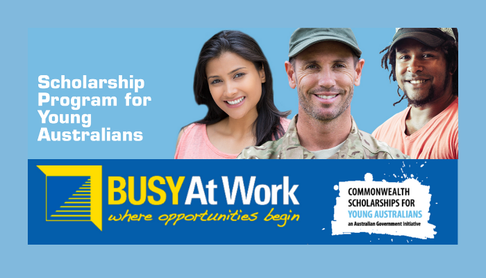 Commonwealth Scholarship Program for Young Australians