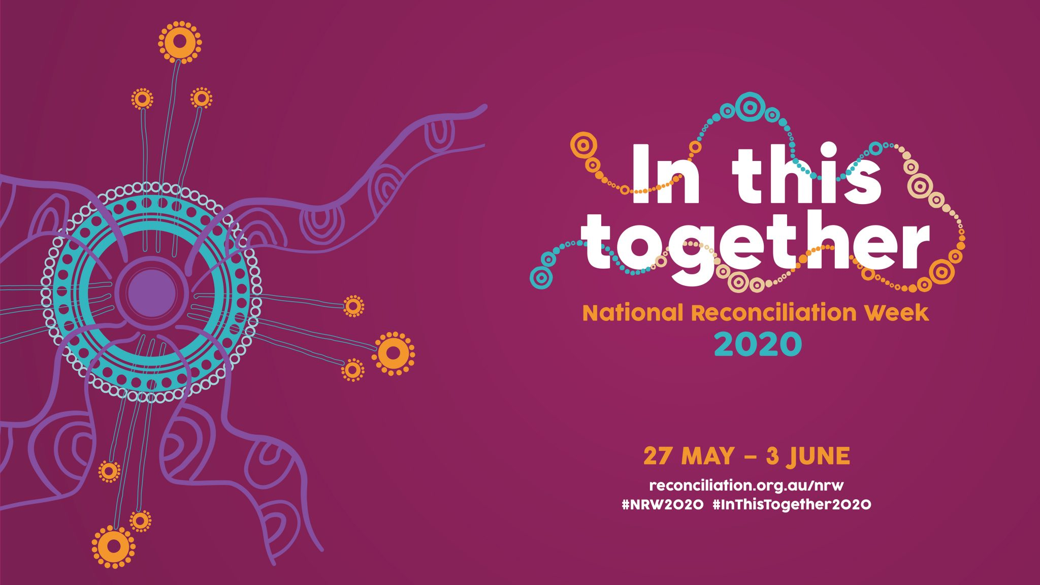 National Reconciliation Week – 27 May to 3 June