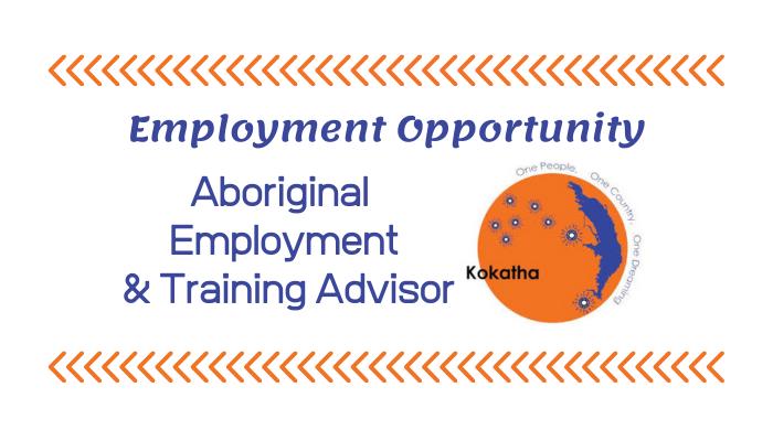 KAC Aboriginal Employment & Training Advisor