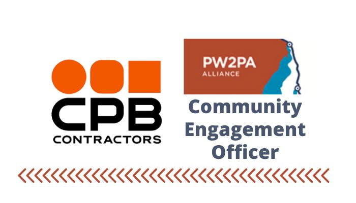 Job Alert – Community Engagement Officer