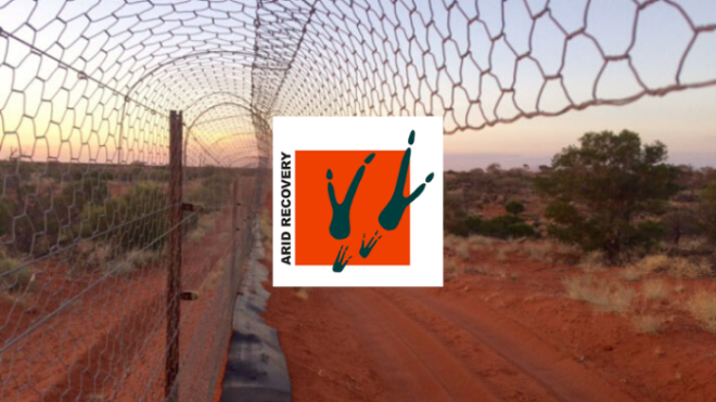 Arid Recovery - additional electric fencing