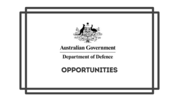 Dept of Defence - Opportunities