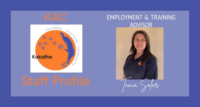 Meet the Team – Tania Solar
