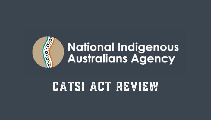 CATSI Act Review Draft Report