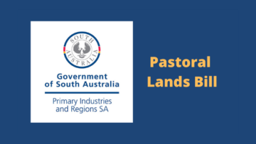Pastoral Lands Bill - open for review