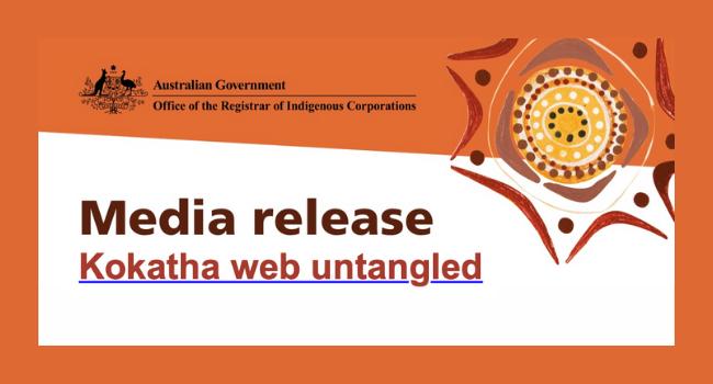ORIC Media Release - Kokatha web untangled