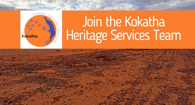 Kokatha Heritage Services Team