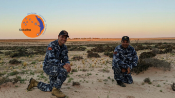 Kokatha Patrolling the Woomera Prohibited Area