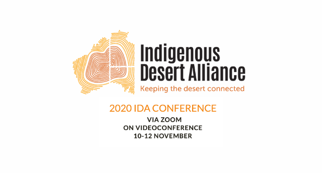 Indigenous Desert Alliance conference