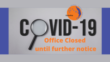 UPDATE on Office Closure (COVID-19)