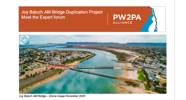 PW2PA Port Augusta and Port Wakefield Meetings Announced