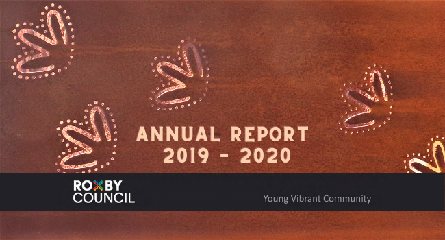 Municipal Council of Roxby Downs – Annual Report 2019 – 2020