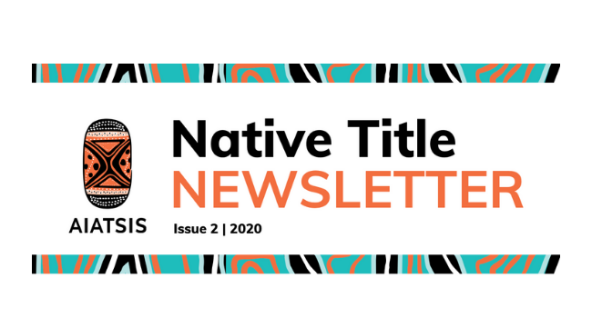 Native Title Newsletter