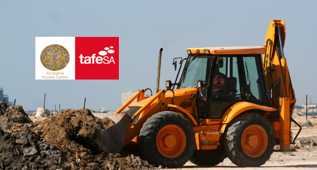 TAFE SA - Front End Loader Training/Skid Steer Training