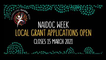 2021 NAIDOC local grants funding round