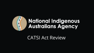 CATSI Act Review Final Report Available