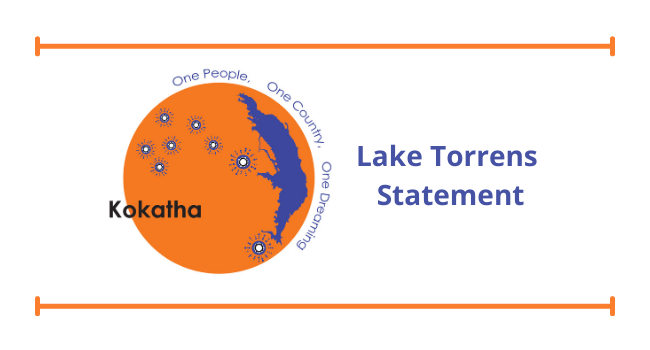 Lake Torrens Statement