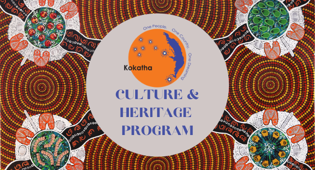 Kokatha Charitable Trust- Culture and Heritage Program - Now Closed