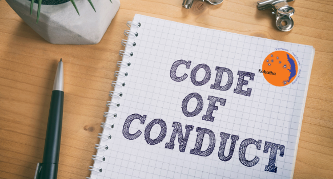 Updated KAC Code of Conduct