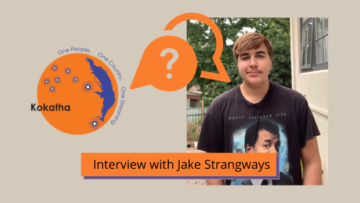 Interview with Jake Strangways - Kokatha Scholarship Awardee