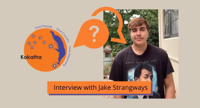 Interview with Jake Strangways – Kokatha Scholarship Awardee
