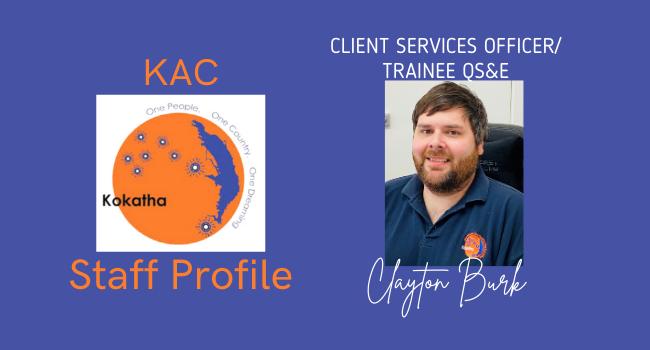 Meet the Team - Clayton Burk