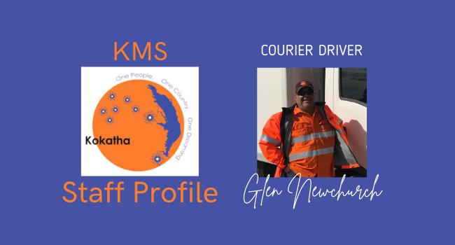Meet the Team - Glen Newchurch