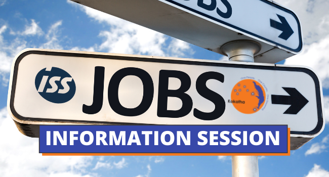 New Job Opportunities - Information Session