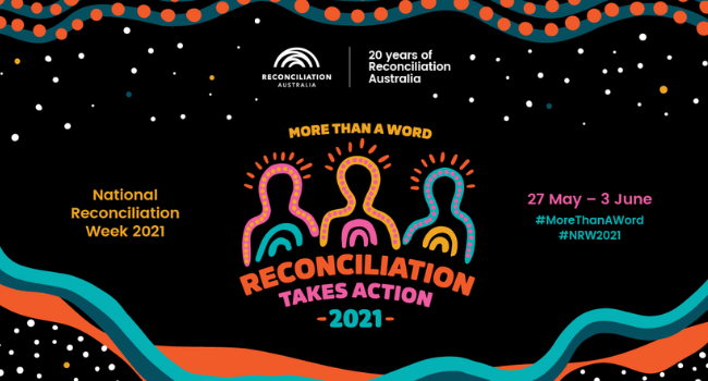 20 ACTIONS FOR RECONCILIATION IN 2021