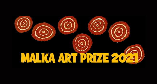 Exhibition Opening for Malka Art Prize 2021