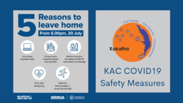 KAC COVID-19 Safety Measures Updated