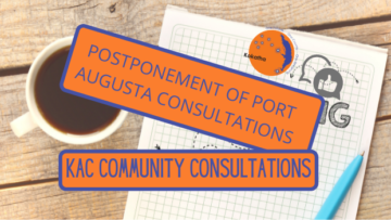 POSTPONEMENT of Port Augusta Community Consultation