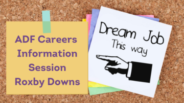 ADF Careers Information Session—Roxby Downs