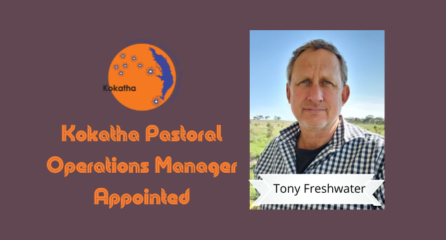 Kokatha Pastoral Operations Manager Appointed